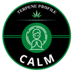 Terpene Profile Calm