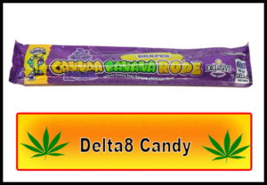 Delta 8 THC Candy