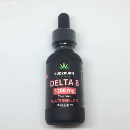 Delta 8 THC Tincture 1200mg Watermelon