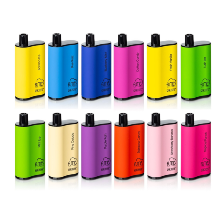 Fume Infinity Disposable Vapes